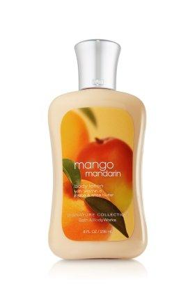 バス&ボディワークス ローション オンラインショップ限定Mango Mandarin 並行輸入