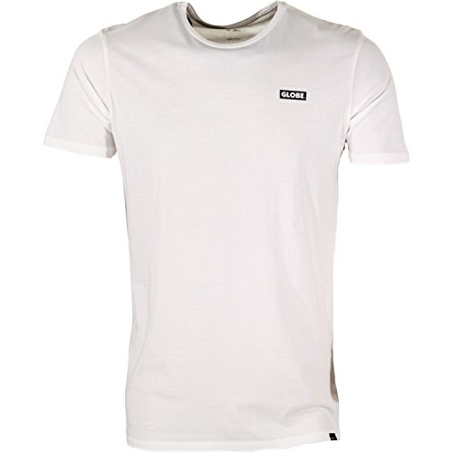 Globe -  T-shirt - Maniche corte  - Uomo Blanc Small