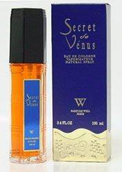 Secret de Venus Perfume by Weil for women Personal Fragrances