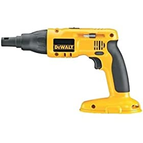 Bare-Tool DEWALT DC520B 18v. Heavy Duty Cordless Drywall/Deck Screwdriver (Tool Only, No Battery)
