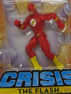 Buy Low Price Mattel DC Universe Infinite Heroes Crisis Series 1 Action Figure #39 The Flash (B0028Z4QBE)