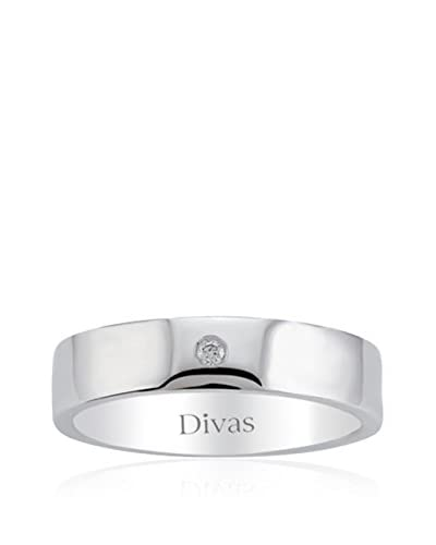 Divas Diamond Anillo Diamond Love Mark