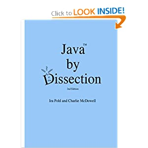 Java by Dissection Charlie Mcdowell, Ira Pohl