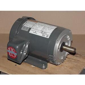 Emerson Af42 U1e2dc 1 Hp Electric Motor 208 230 460 Volt
