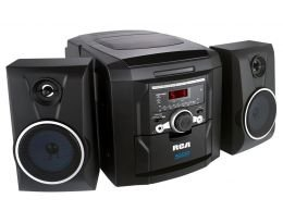New-Rs22162 5-Disc Cd Audio System With Am/Fm Radio - Rcars22162