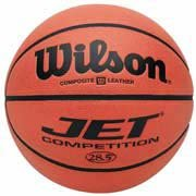 Wilson Jet Competition Game Basketball (28.5-Inch)
