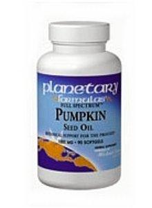 Planetary Formulations - Pumpkin Seed Oil, 45 Softgels
