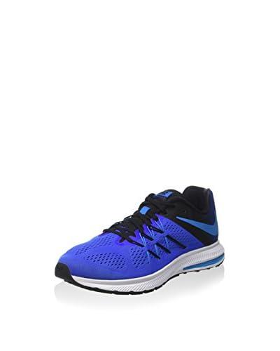 Nike Sneaker Zoom Winflo 3 [Blu/Nero]