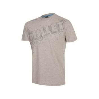 MILLET Crazy rock cotton bio Tee shirt manche courte homme gris