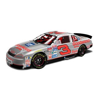 Dale Earnhardt 3 Goodwrench Car