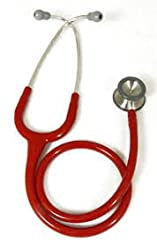 Littmann Classic II 2113R Stethoscope (Red) Pediatric