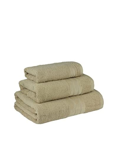 Natural Set Asciugamano 3 pezzi Asia 400 Gr