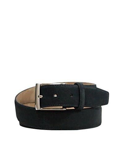 Ortiz & Reed Cintura Pelle Buf  [Nero]