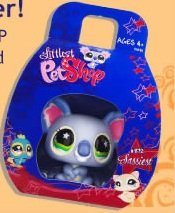 Buy Low Price Hasbro Littlest Pet Shop Exclusive Limited Edition Figure Koala Bear (B001RXUFMW)