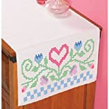 Cheap Hearts Dresser Scarf