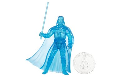 Star Wars:Darth Vader with Exclusive Collector Coin
