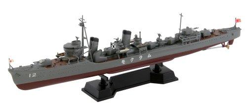 1/700 日本海軍 特型駆逐艦 叢雲/ 新WWII 日本海軍艦船装備セット (7) 付