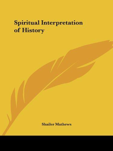 Spiritual Interpretation of History