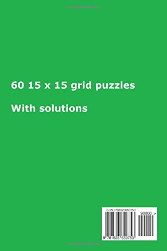 Number Fill-Ins: 60 Puzzles