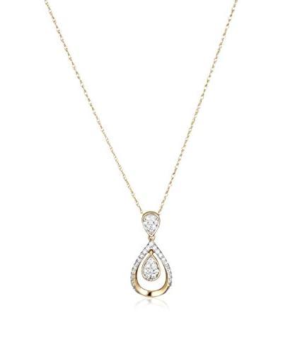 Bentelli Halskette gold/weißgold