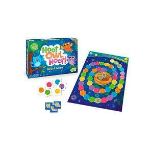 Peaceable Kingdom / Hoot Owl Hoot! Cooperative Board Game