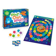 Peaceable Kingdom / Hoot Owl Hoot! Cooperative Board Game