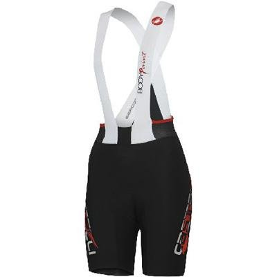 Buy Low Price Castelli 2011/12 Women's Body Paint Cycling Bib Short – L11023 (B004QMJ9TQ)