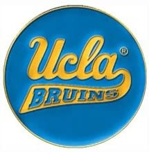 UCLA NCAA High Quality Golf Ball Marker