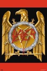 Slayer - Poster con logo
