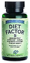 Earths Bounty Diet Factor 5 60 vcap  Multi-Pack