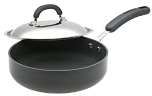 Circulon 2  10-Inch, 3-Quart Covered Dutch Saute Pan