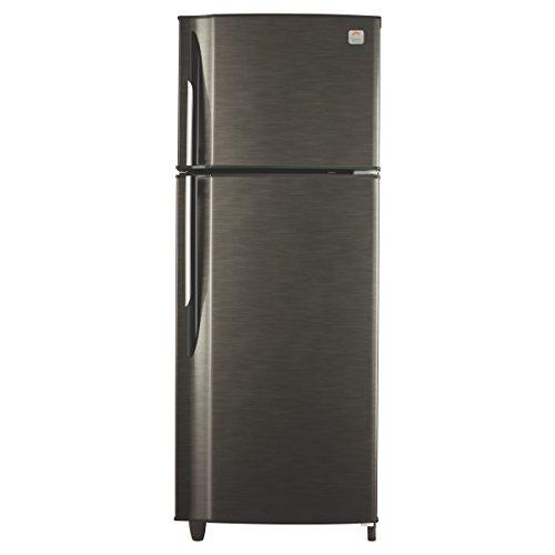 Godrej RT EON 260 P 2.3 260 Litres Double Door Refrigerator (Silver Strokes) Image