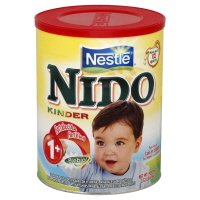 Nestle Nido Milk Powder, Kinder, Fortified, 1+ 3.52 Lbs (Pack Of 3) front-1070241