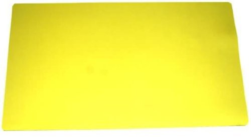 YELLOW Blank Yugioh Magic The Gathering WOW Pokemon Playmat Play Mat Game Mouse Pad - 1