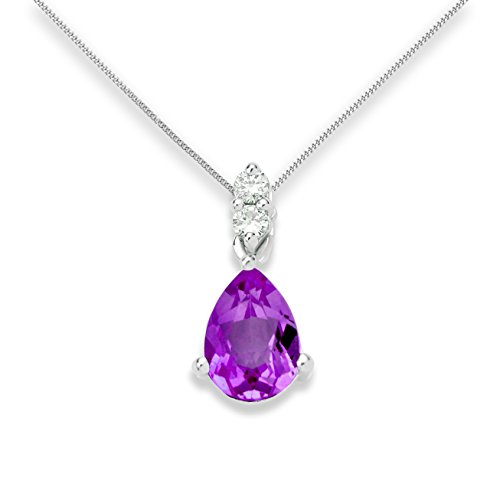 Trending 10 Womens Pendants In White Gold