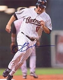 Autographed Lance Berkman Photograph - 8x10 Houston Astros - Autographed MLB Photos by Sports+Memorabilia