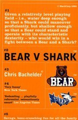 "Cover of ""Bear v. Shark"""