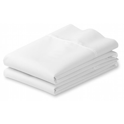 Aunt Martha's 2-Pack Standard Size Pillowcases, White