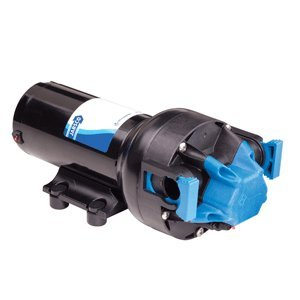 Jabsco Par-Max Plus Automatic Water Pressure Pump - 4.0GPM-25psi-12VDC