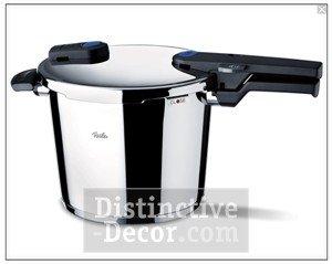 Fissler Vitaquick 8 Quart Pressure Cooker