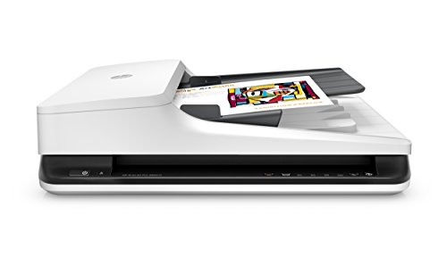 HP Scanjet Pro 2500 Scanner de documents