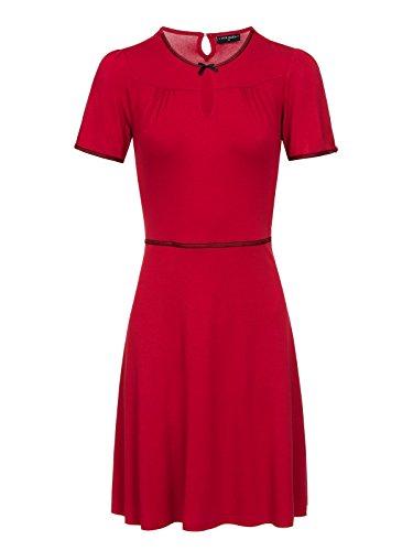 Vive Maria -  Vestito  - Donna rosso 44 (Taglia produttore M)
