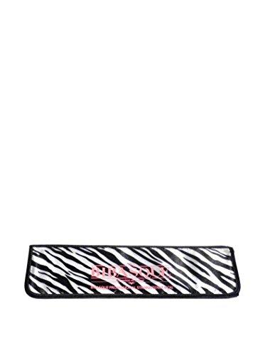 Bibasque Hair Tools Flat Iron Heat Mat Case Zebra (Bibasque Flat Iron compare prices)