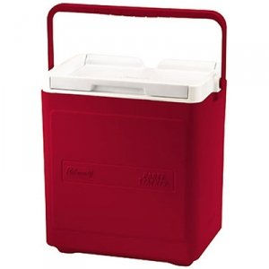 Coleman 20-Can Party Stacker Cooler | Bail Handle for Easy Carrying | 10.375 in. H x 15.25 in. W (Coleman 45 Can Cooler compare prices)