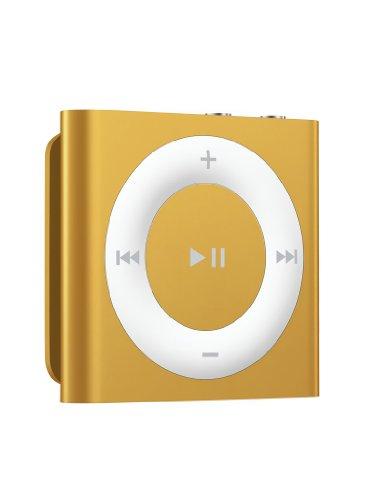 Apple iPod shuffle 2 GB MP3-Player (Modell 2010/11) orange