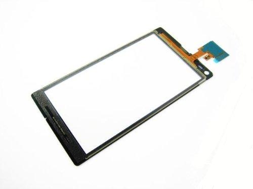 For Sony Xperia L / S36H Black ~ Touch Screen Digitizer Écran Pantalla Bildschirm ~ Mobile Phone Repair Part Replacement