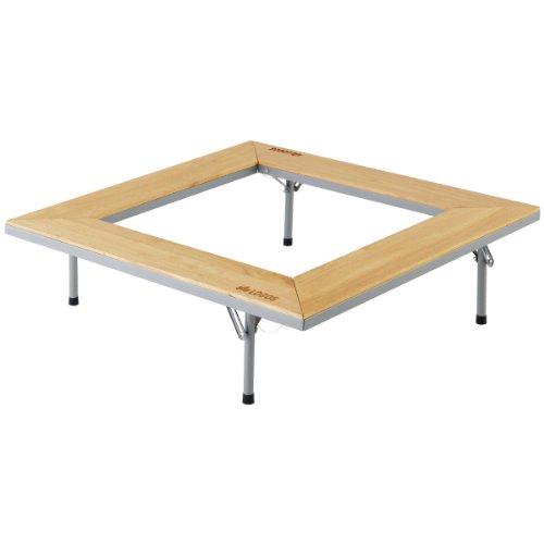 ロゴス テーブル ウッド囲炉裏テーブルEVO