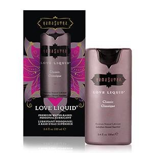 Love Liquid Classic Lubricant 3.4oz (Kamasutra Jelly compare prices)