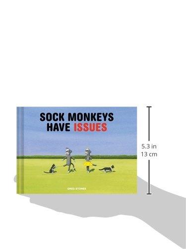 Sock Monkeys Have Issues at 'Sock Monkeys'