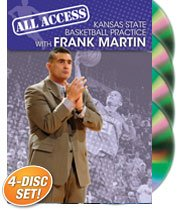 Frank Martin: All Access Kansas State Basketball Practice (DVD) by Championship Productions